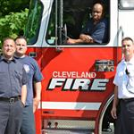Memorial Day 2012 Cleveland Fire Department